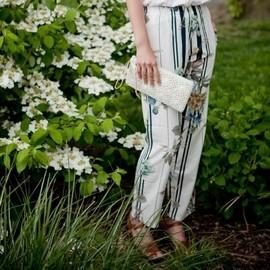 Pantalons hysteriko, une allure chic et décontractée en coton naturel