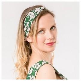 Bandeaux hysteriko, un accessoire féminin en matière recyclée